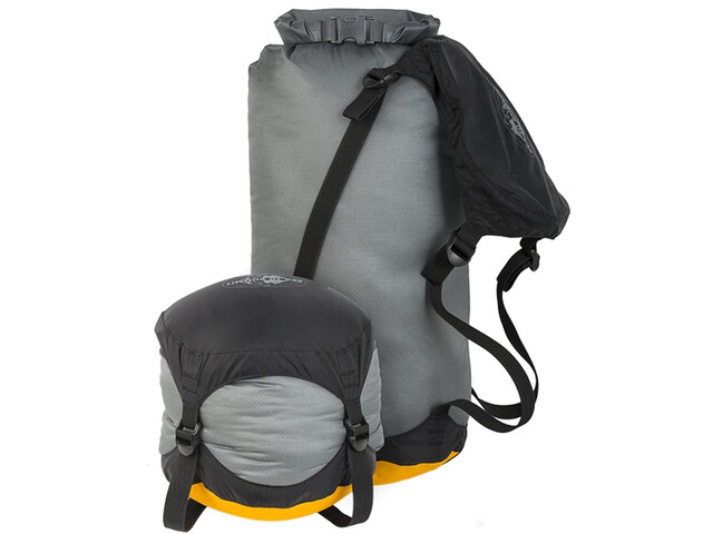 Sea to Summit Ultra-Sil eVent Compression Dry Sack 2XS grey